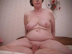 British Granny gets Fucked Good
