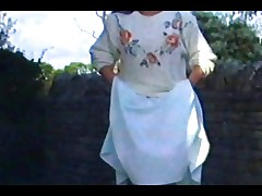 Tayla stevens nostalgic panty completed