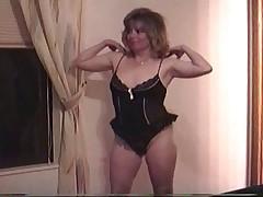 Denise entertains a Friend