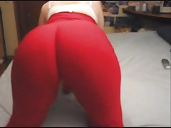 Beautiful white ass compo