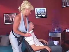 Hot Mature Blonde Dana Hayes