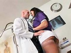 Jayden Jaymes Busty Nurse Heals