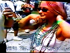 Festival flashers public fun