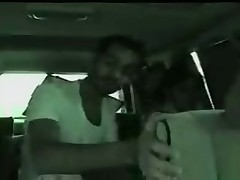 AmateuR ARAB COUPLE FUCK in CAR - NV