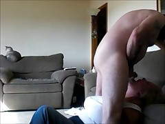 Mundfickstute - Deepthroat-Training