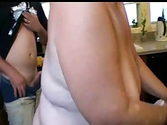 Redneck Fucks Old and Fat Mom