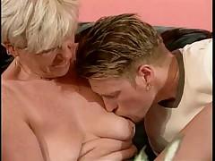 Hot Granny Fucking
