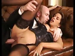 French wife and her lover