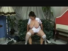 Big Tit Granny Nurse
