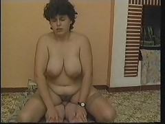 French Hairy Woman Fucking Her Man