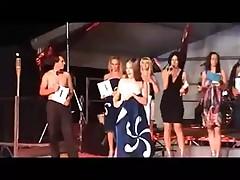 Miss Nude Konversada-CMNF Confest
