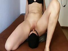 Sexy facerubbing