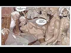 Anime sex cartoon