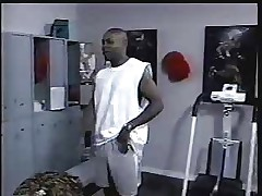WWE Diva Mickie James fuckin a Black guy.