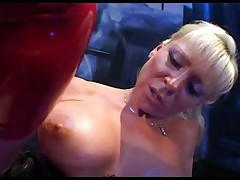 Sharon und der Fickautomat