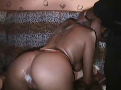 AO Sloppy Creampie Gangbang for German Girl