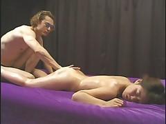 SEXY OIL Massage - ANAL