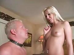 Wife Cuckolds Her Man