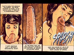 Giant Cock Hard Sex Comics