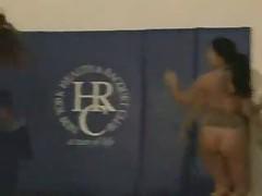 Nyomi Banxxx Sexy Naked Basketball 2 on 2