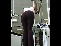 Amateur Gym Academia Suplex Spy Butts 40