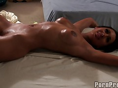Super Hot Amia's body
