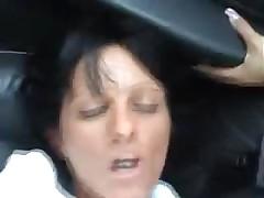Hor car fuck