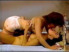 Charlie LaTour and Kristara Barrington (Nurses Aid)