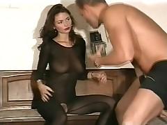 Veronica Zemanova handjob video