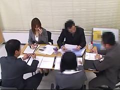Sex in the office scene 3(censored)