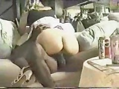 Cuckold Interracial Amateur - wife fucks black guy