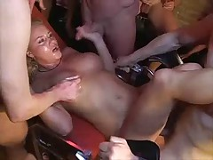 Swingers im club Legeres part 2