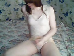 Cute teen tranny bates