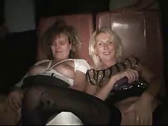 2 sluts in german porncinema