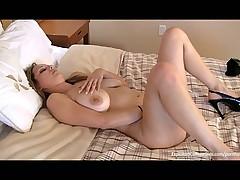 Busty College Girl Monika