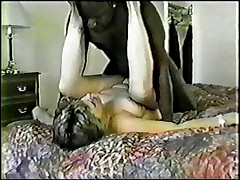 Chubby wife gets a rough fucking at motel, hubby films