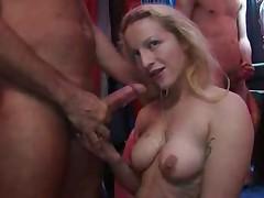 German whores throw a sex party 4