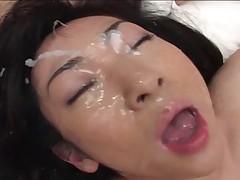 Emiko Koike - 05 Japanese Beauties - BUKKAKE
