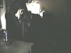 Wife in the dark (cuckold)