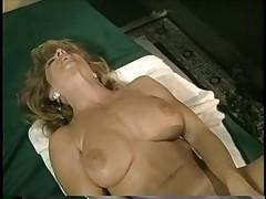 Boobs massage lesbian
