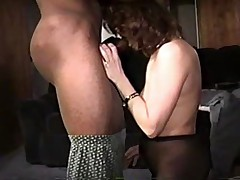 BIG NIPPLE WIFE enjoys BBC and Hubby Tapes! Pz Comment