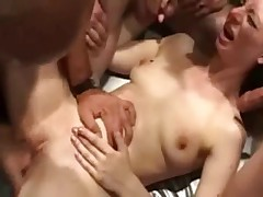 Really Nasty Gangbang SLOPPY Part 2