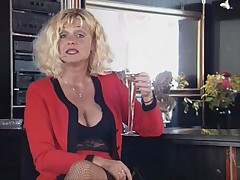 Yvonne, German Mature