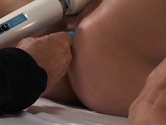 Massage Orgasm Anal and Vibe 2