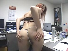 Fuck in the office -german-