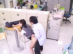 Sex in the office scene 1(censored)