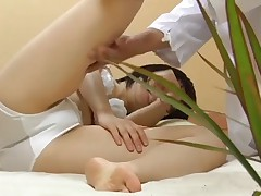 Japanese Wives Molested at Esthetic Salon Pt1 - Cireman
