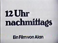 Vintage 70s german - 12 Uhr Mittags - cc79
