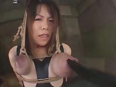 Lactating boobs