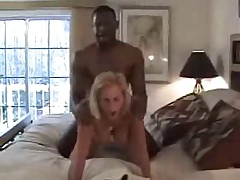 Mature get banged by black lover